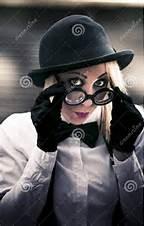 Spy Lady