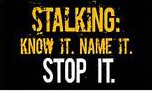 Stop The Stalking Flyer